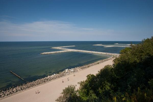Plaża w Jarosławcu będzie jeszcze większa | Domki nad morzem Iguana