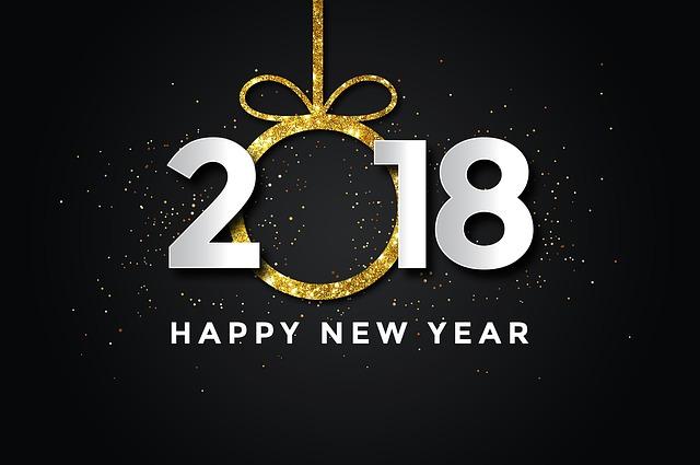 Wszystkiego najlepszego w Nowym Roku!