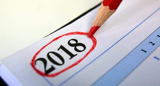 Kalendarz imprez Jarosławiec 2018
